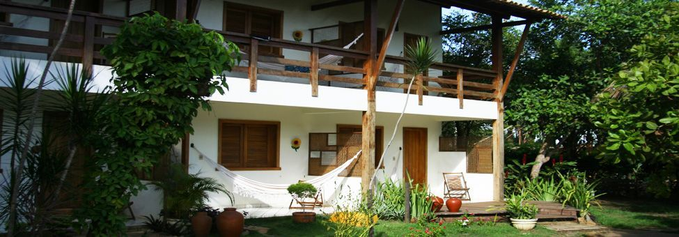 ITACARE' SURF LODGE