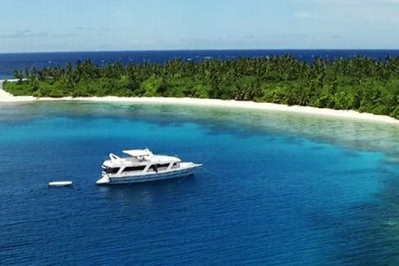 SPECIAL BOAT TRIP PACK IN SOUTH ATOLLS