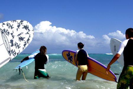 BARBADOS SURFCAMP AT SURFER'S POINT