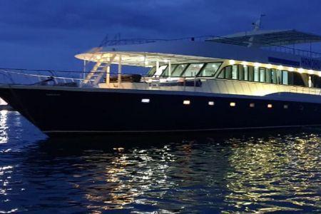 Maldives Boat Trip with Lorenzo Castagna