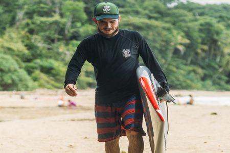 PUERTO VIEJO SURF CAMP PACK