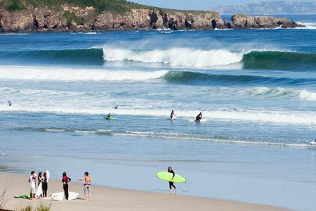 GALICIA SURF CAMP PACK