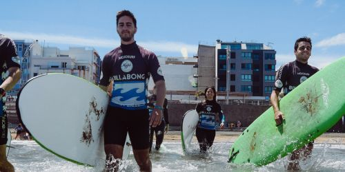 GRAN CANARIA Las Palmas SURF CAMP PACK
