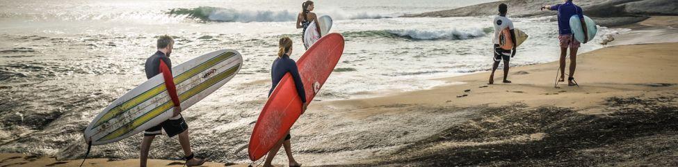 Arugam Bay Surf Camp GROUP TRAVEL EASTER TIME