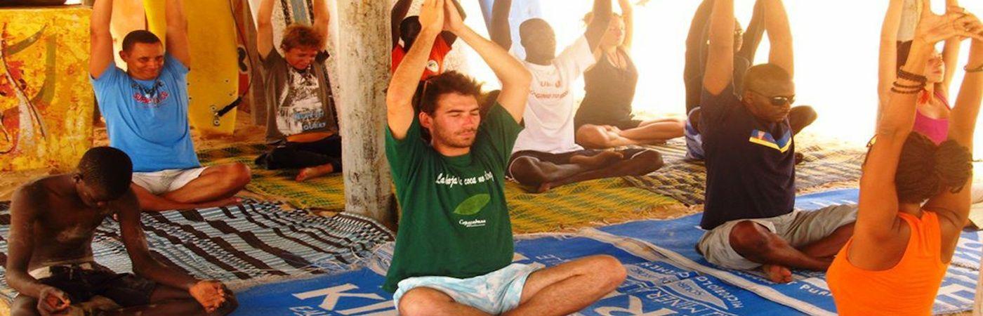 Surf & Yoga