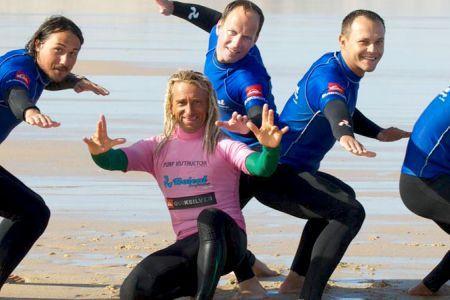 PENICHE (BALEAL) SURF CAMP PACK