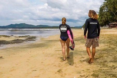 TAMARINDO SURF CAMP PACK