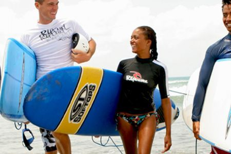 CANGGU SURF CAMP A PACK